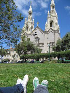 Saints Peter and Paul Church, San Francisco, CA