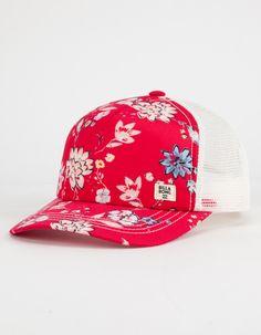 BILLABONG Livin Up Girls Trucker Hat