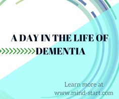 A day in the life of a dementia patient- Norm shares a day in his life with dementia.