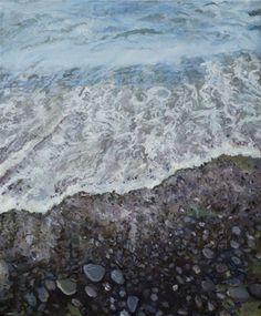 """Saatchi Art Artist Cezary Kielar; Painting, """"edge"""" #art"""