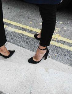 Valentino ankle strap heels