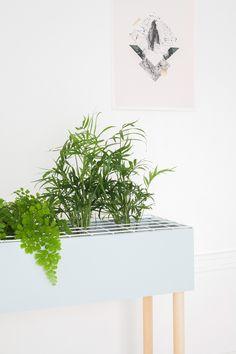 DIY plant box - Heju