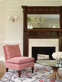 Best Pictures Corner Fireplace redo Ideas Nook fireplaces offer range good things about men and women using meeting rooms wonderful and also small. Profiting from Brick Fireplace Mantles, Antique Fireplace Mantels, Fireplace Redo, Fireplace Bookshelves, Victorian Fireplace, White Fireplace, Modern Fireplace, Fireplace Design, Fireplaces
