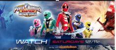 The New Season of Power Rangers Super Megaforce Is Here #PowerRangers #MegaForce #TV