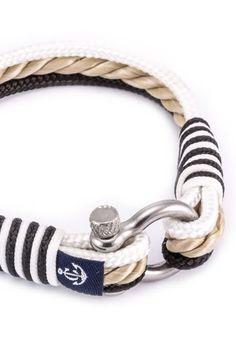 Buy your authentic handmade nautical bracelets https://constantinnautics.ca Free Shipping to US & Canada