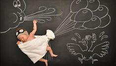 Младенцы – удивительный народ! Они – милейшие создания на земле! Их хочется безостановочно фотографировать...