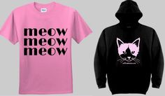 100% of proceeds from ALL of our sales go to cat rescue groups: www.catteemission.com