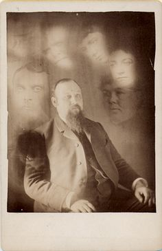 Man with Five Spirits