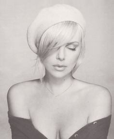 Charlize Theron. My opinion, the most beautiful woman in the world.