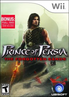 Prince of Persia: The Forgotten Sands  (Nintendo Wii, 2010)
