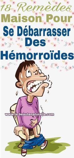 18 remèdes maison pour se débarrasser des hémorroïdes