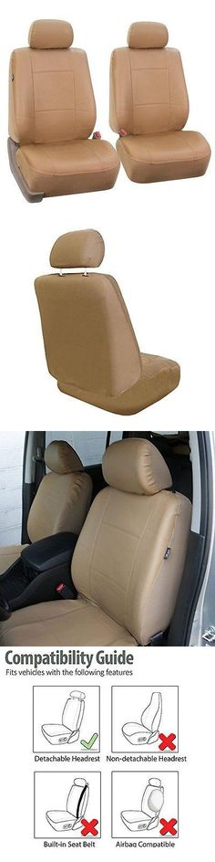 Luxury Cars: Fh Group Fh-Pu001102 Pu Leather Car Front Bucket Seat Covers Solid… Bucket Seat Covers, Rolls Royce, Buick, Aston Martin, Mazda, Volvo, Cadillac, Luxury Cars, Pu Leather