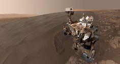 ❝ Curiosity nos proporciona una Panorámica en 360 grados de Marte [VÍDEO] ❞ ↪ Puedes leerlo en: www.divulgaciondmax.com