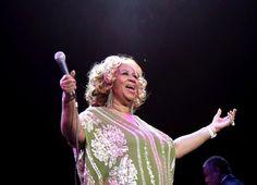 2012 Aretha Franklin at Radio City Music Hall, New York, NY.