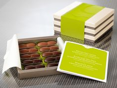 Chocolate Concept - Chocolate Design - Packaging Design - Maison Cailler