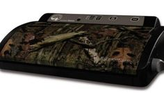 Complete Review of the GameSaver Bronze Vacuum Sealer - Mossy Oak Camouflage