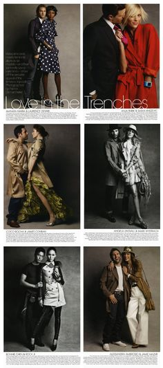 Vogue couples