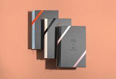 Notebooks - Iko x Maud Rémy-Lonvis on Behance — Designspiration
