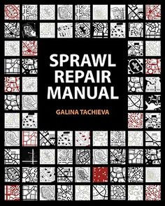 Sprawl Repair Manual #book - great book by a great lady!