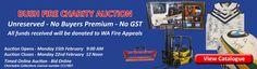 Smith Broughton WA Bushfire Charity Auction - Monday 15 to Monday 22 February 2016