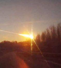 Conmoción por el meteorito de Rusia y temor por el asteroide 2012 DA14