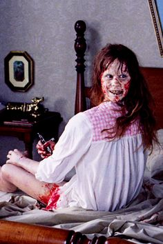 The Exorcist (1973) The ONLY film I will NEVER see again--though it was good, it scared the everloving crap out of me.