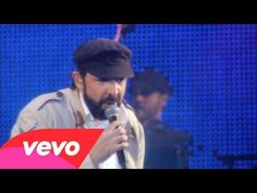 """Juan Luis Guerra - """"Apaga y Vamonos"""" (Vivo)"""