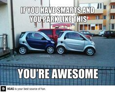 Good guy smart owners parking