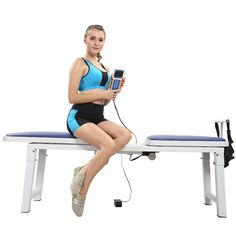 2016 nueva mesa de terapia de masaje cama cama de tracción