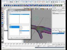 Maya finger rigging tutorial using SDK Part 2 of 2