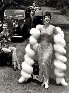 The phenomenal Gypsy Rose Lee