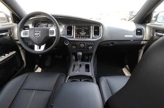 Perfect 2014 Dodge Charger Interior