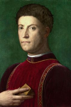 Medici family portraits - Rulers of the Republic