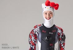 This Hello Kitty Diving Suit Is A Real Thing You Can Buy