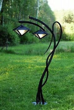 Garden Lights offers a wide range of high-quality outdoor garden lights. Landscape lighting or garden lighting refers to the use of outdoor illumination of private gardens and public landscapes. Landscape Lighting, Outdoor Lighting, Outdoor Lantern, Lighting Ideas, Unique Lighting, Garden Lamps, Garden Lamp Post, Luminaire Design, Garden Ornaments
