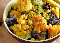 zeleninové curry 1