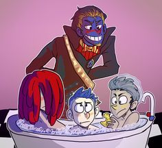 It's+Time+for+a+Bath!+by+NEOmi-triX.deviantart.com+on+@DeviantArt