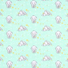 Shop Springs Creative Disney Dumbo Nursery Sweet Dreams Starry Fabric at onlinefabricstore.net for $7.8/ Yard. Best Price & Service.
