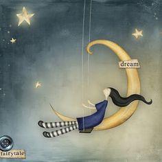 Moon Swing by Irene Alexeeva