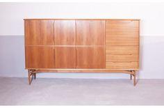 Product: Fredericia Stolefabrik highboard (Børge Mogensen)   MARIEKKE Vintage Furniture