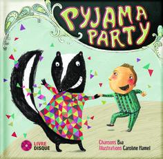 Pyjama Party by Bïa