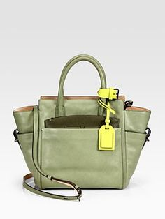 mini atlantique | reed krakoff   Oh I like this one of course..
