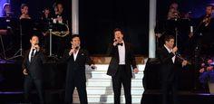 Publiken jublade när Il Divo bjöd på skönsång | Ålandstidningen