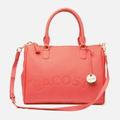 i love this Lacoste bag :)