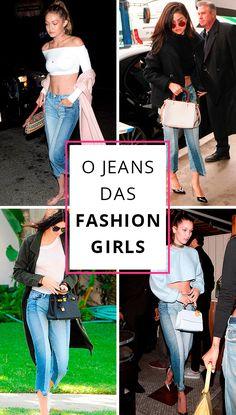 O jeans mais quente do momento aterrizou em terras tupiniquins e cairá direto no seu closet!