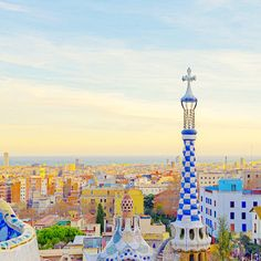 Enter for a chance to win a trip to Barcelona