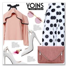 """Yoins #4"" by lejla-7 ❤ liked on Polyvore featuring Alexis, Sheriff&Cherry, yoins, yoinscollection and loveyoins"