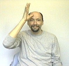 **Sign Language**  How to learn 100 basic words in sign language.  Great site, very simple to learn. -I earned my Sign Language badge thanks to this website. :)