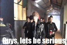 One of my favorite block b gifs :D