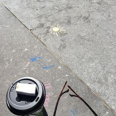 http://chicerman.com  selvedge-socks-shoes:   #hangen #fav #plein #view #streetphotography #drawings #concrete #line #hangout #nofilter by @jondebont  #menshoes